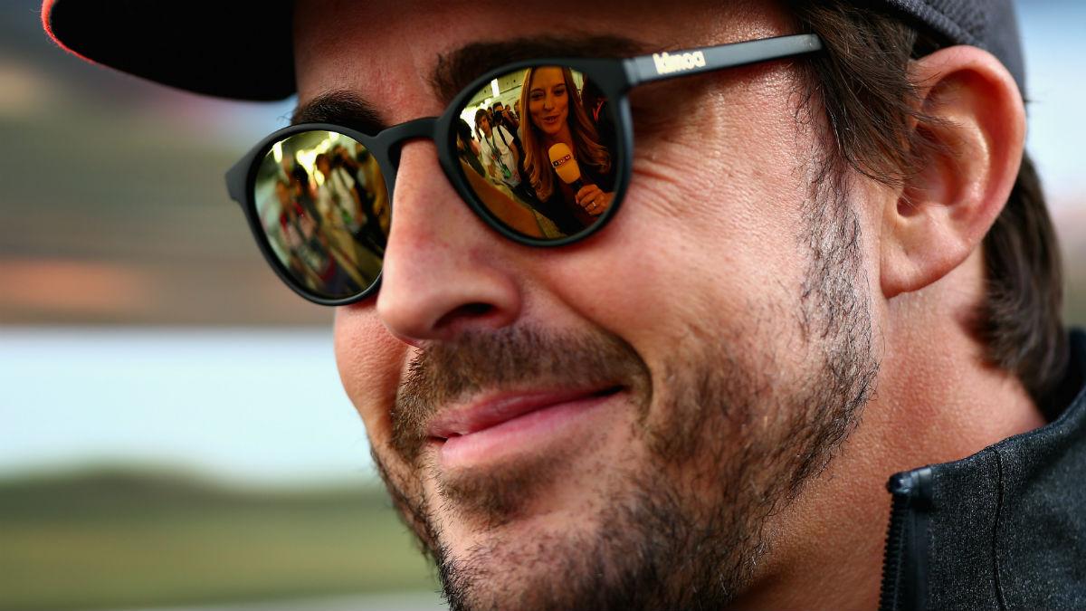 Fernando Alonso vuelve a la realidad de la Fórmula 1 en Canadá, donde el circuito Gilles Villeneuve es de los que peor se adaptará sobre el papel a su McLaren. (Getty)