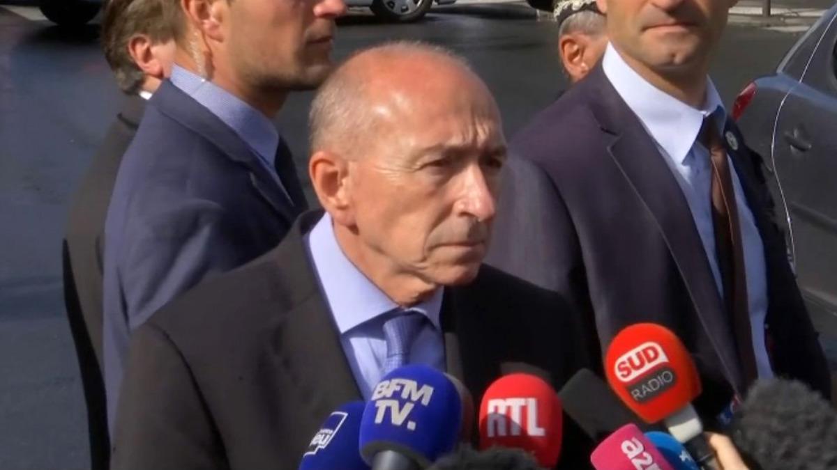 El ministro de interior franc s revela que los terroristas for El ministro de interior