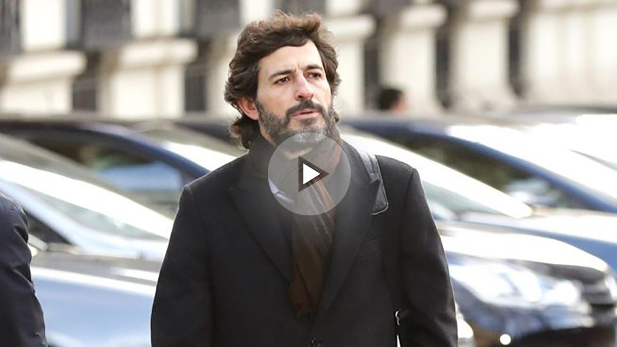 Oleguer Pujol en la Audiencia Nacional. (Foto: EFE)