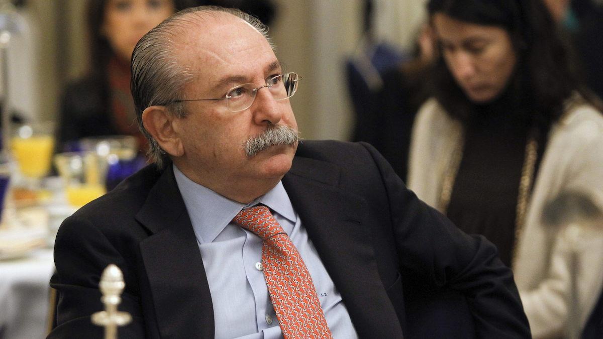 El ex presidente de Sacyr Luis del Rivero. (Foto: EFE)