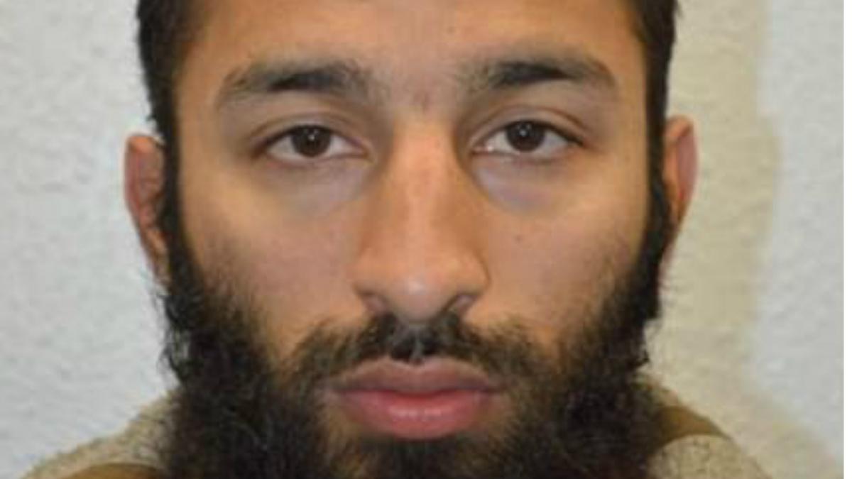 Khuram Shazad Butt, uno de los terroristas del atentado en Londres identificados.