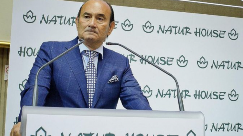 Félix Revuelta, presidente de Naturhouse (Foto: Flickr)