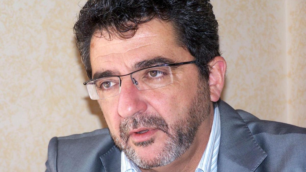 Antonio Gutiérrez Limones, diputado del PSOE y ex alcalde de Alcalá de Guadaíra.