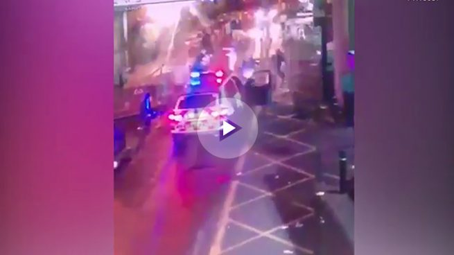 Impactantes imágenes: así abatió la policía británica a los terroristas de Londres