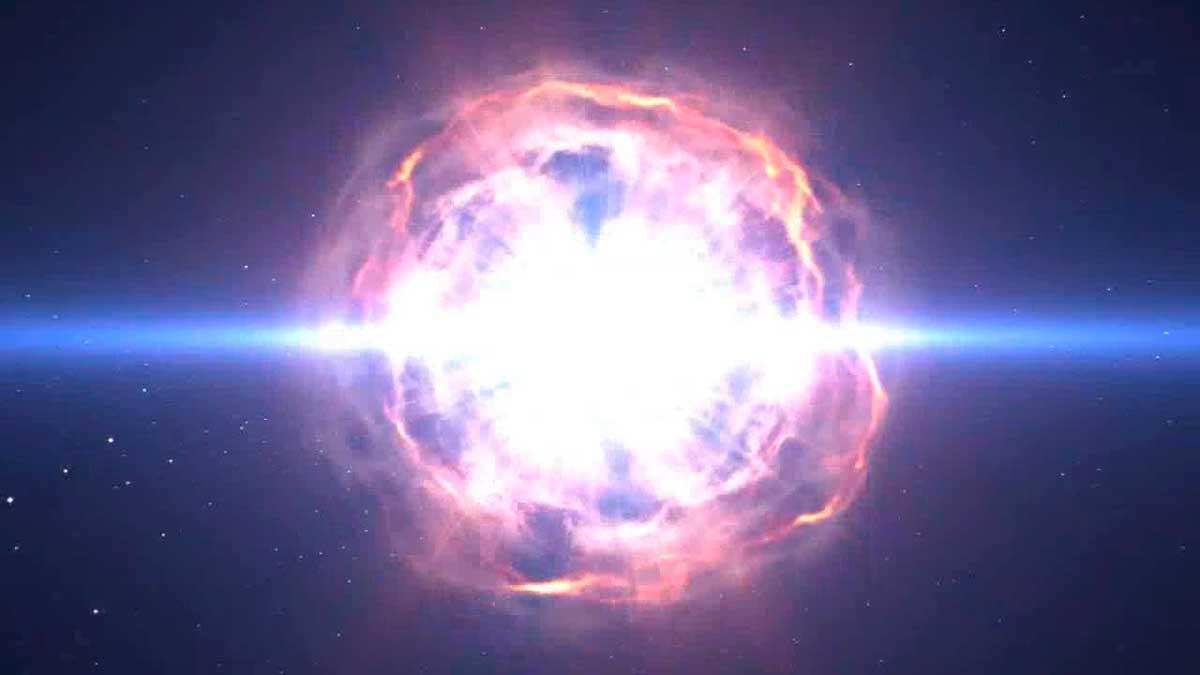¿Qué es una supernova?
