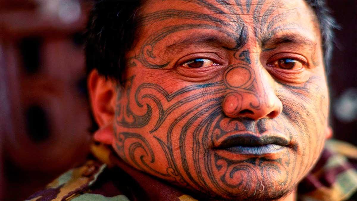 El verdadero significado del tatuaje maor