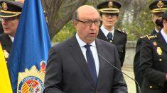 Germán López Iglesias, director general de la Policía.
