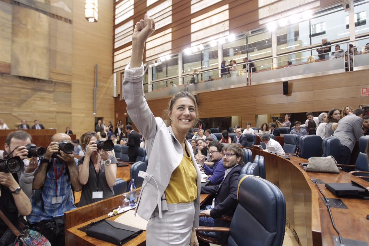 Lorena Ruiz-Huerta. (Foto: Francisco Toledo)