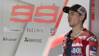 Jorge Lorenzo espera que el Gran Premio de Catalunya de MotoGP le devuelva un rendimiento competitivo como el que ya mostró en Jerez. (Getty)