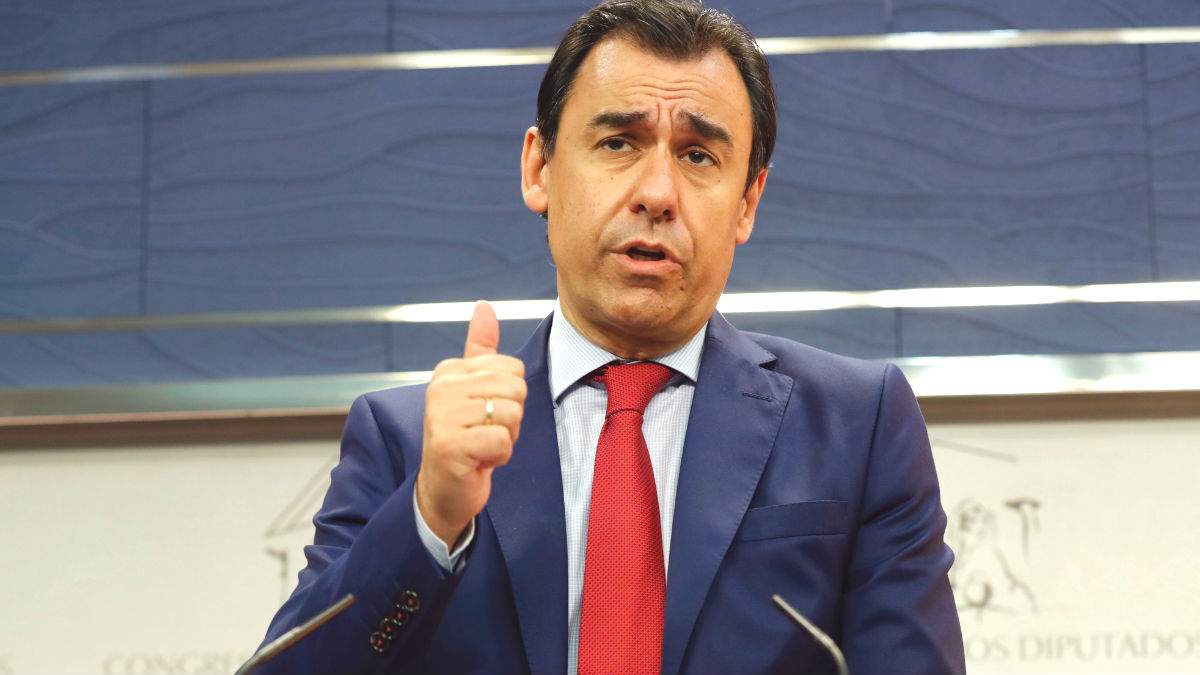 El coordinador general del PP, Fernando Martínez-Maillo (Foto: Efe)