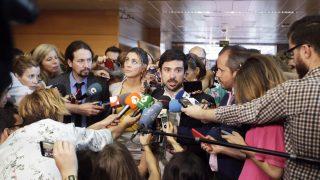 Ramón Espinar. (Foto: Francisco Toledo)