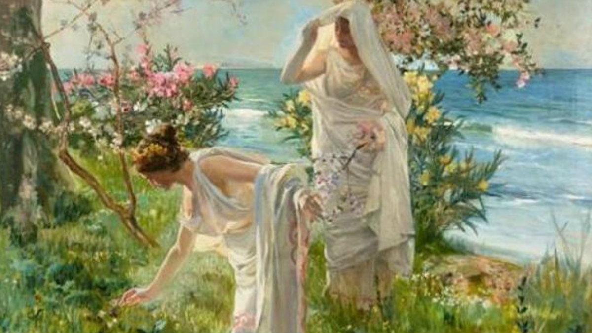 'Las muchachas griegas' de Sorolla subastado por Sotheby's