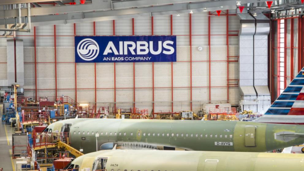 Una de las sedes de Airbus (Foto. Airbus)