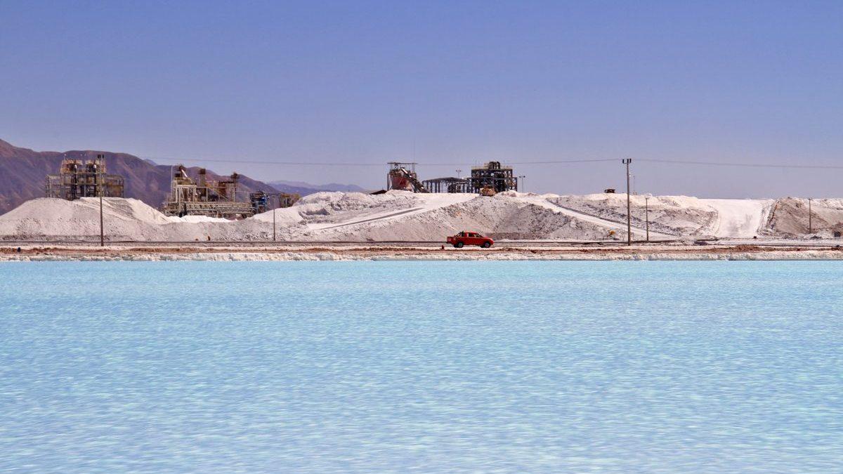 Extracción de litio (Foto: Getty)
