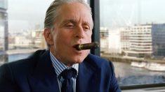 Gordon Gekko, protagonista de la película Wall Street.