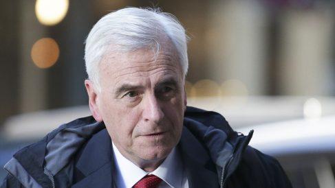 John McDonnell. (Foto: AFP)