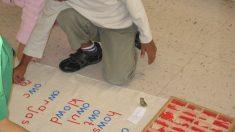 Muchos niños de diversas generaciones se han formado con el método de educación Montessori.