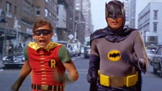 Batman y Robin.