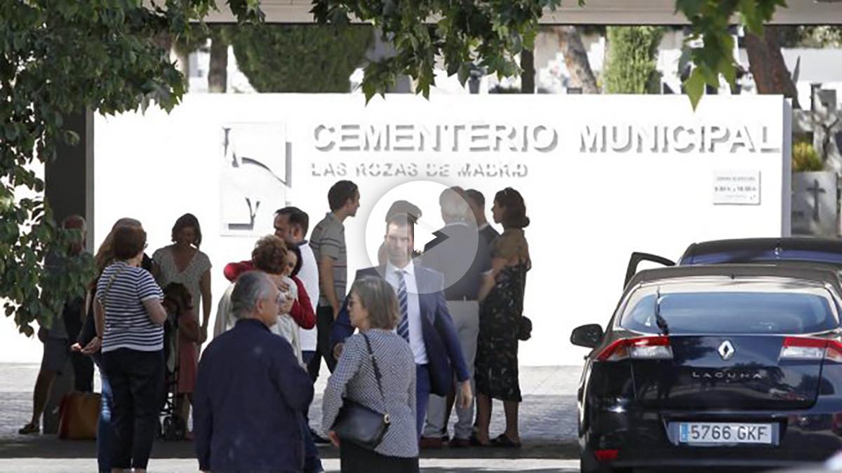 El cuerpo de Ignacio Echeverría ya está en el tanatorio de Las Rozas (Foto: EFE)