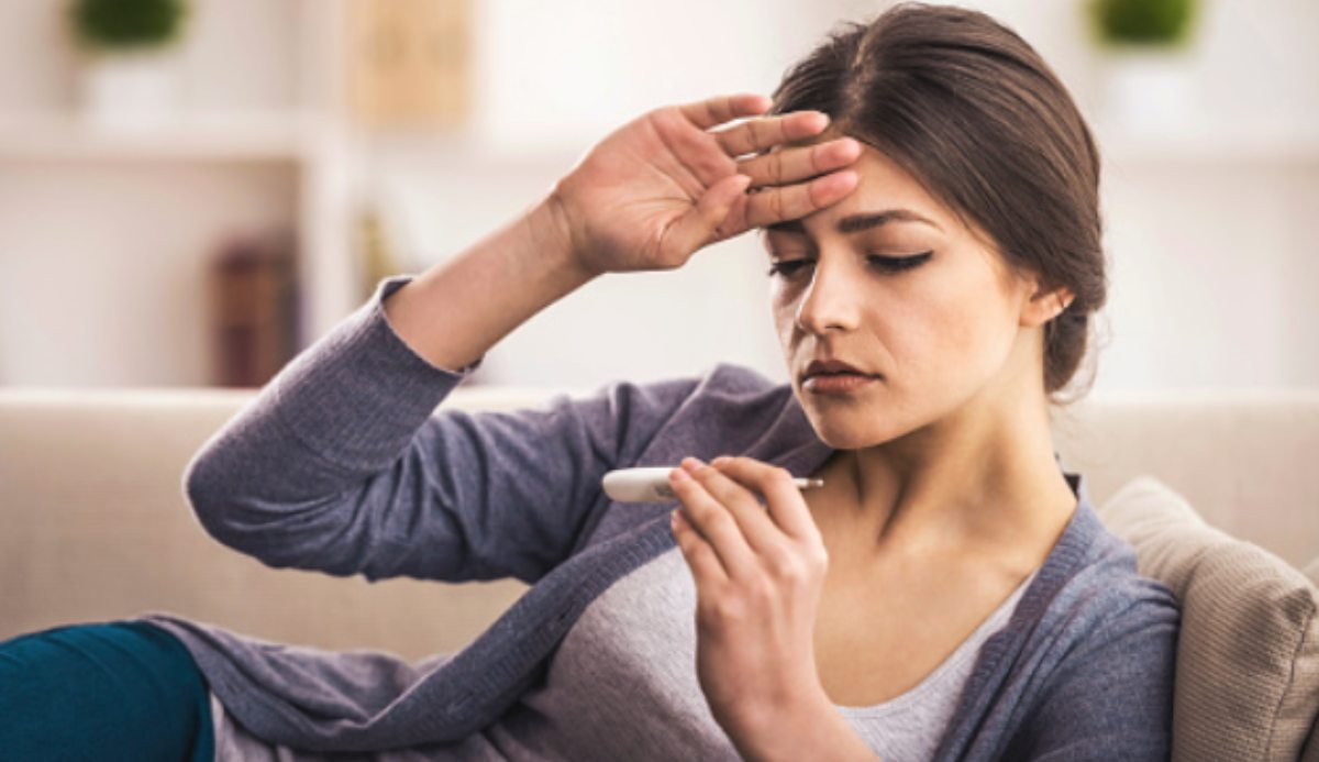 Pasos para bajar la fiebre en casa