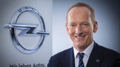 Karl-Thomas Neumann, presidente de Opel (Foto: Opel)