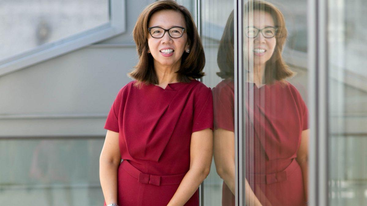 Wan Ling Martello, vicepresidenta ejecutiva de Nestlé (Foto: Nestlé)