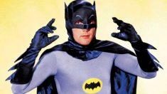 Adam West en Batman.