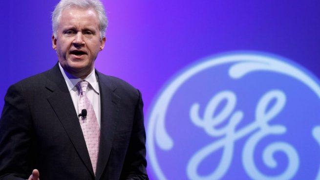 Jeff immelt dice adi s a la presidencia de general - General electric madrid ...