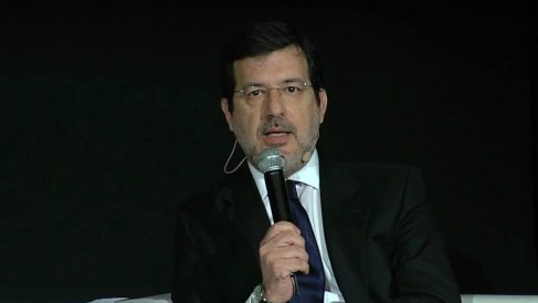 El magistrado Fernando Andreu.