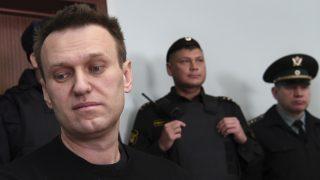 El opositor ruso Alexei Navalny (Foto: AFP)