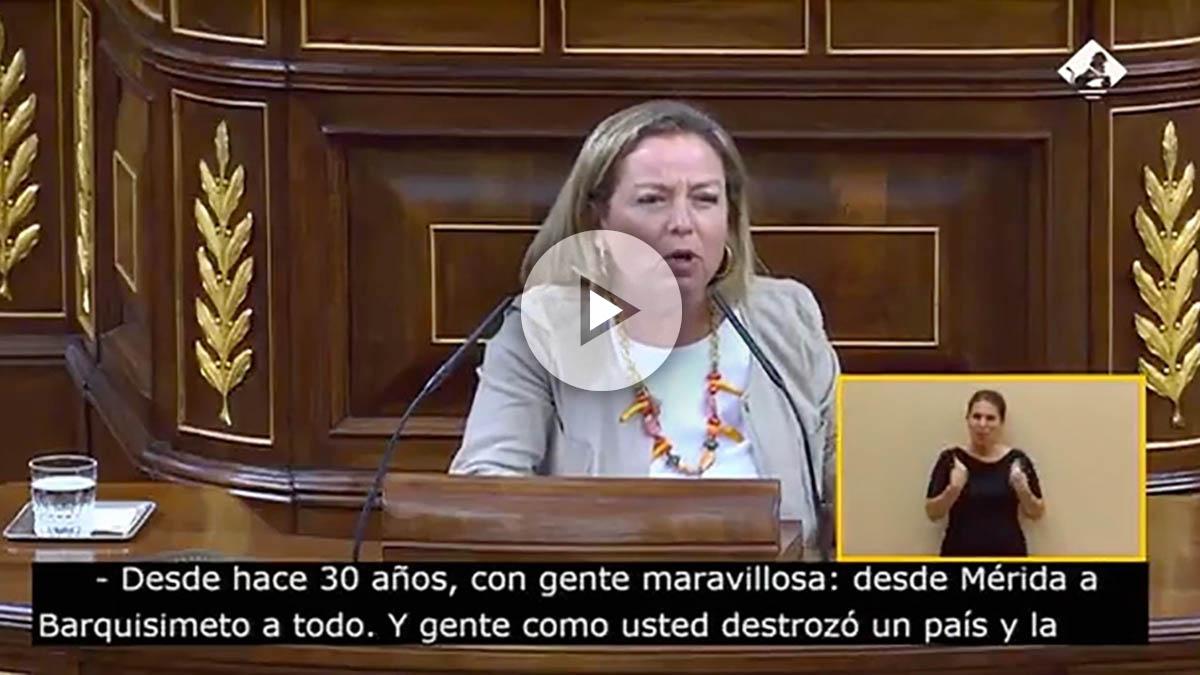 Ana Oramas, diputada de CC