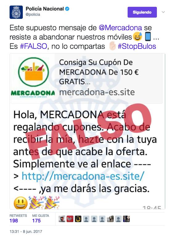 CUPONES GRATIS MERCADONA