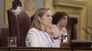 Ana Pastor, presidenta del Congreso. (Foto: Francisco Toledo)