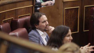 Pablo Iglesias. Foto: Francisco Toledo.