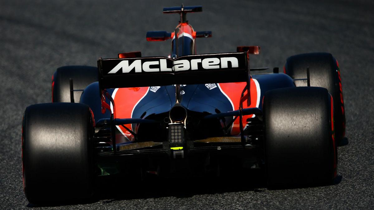 Según las informaciones que llegan desde Inglaterra, el año que viene McLaren equipará motores Mercedes, anunciándose este acuerdo en julio. (Getty)