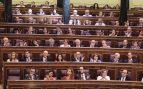 El PSOE se rompe en la votación para apoyar al Gobierno ante el 1-O