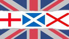 ¿Sabrías diferenciar las banderas de Reino Unido?