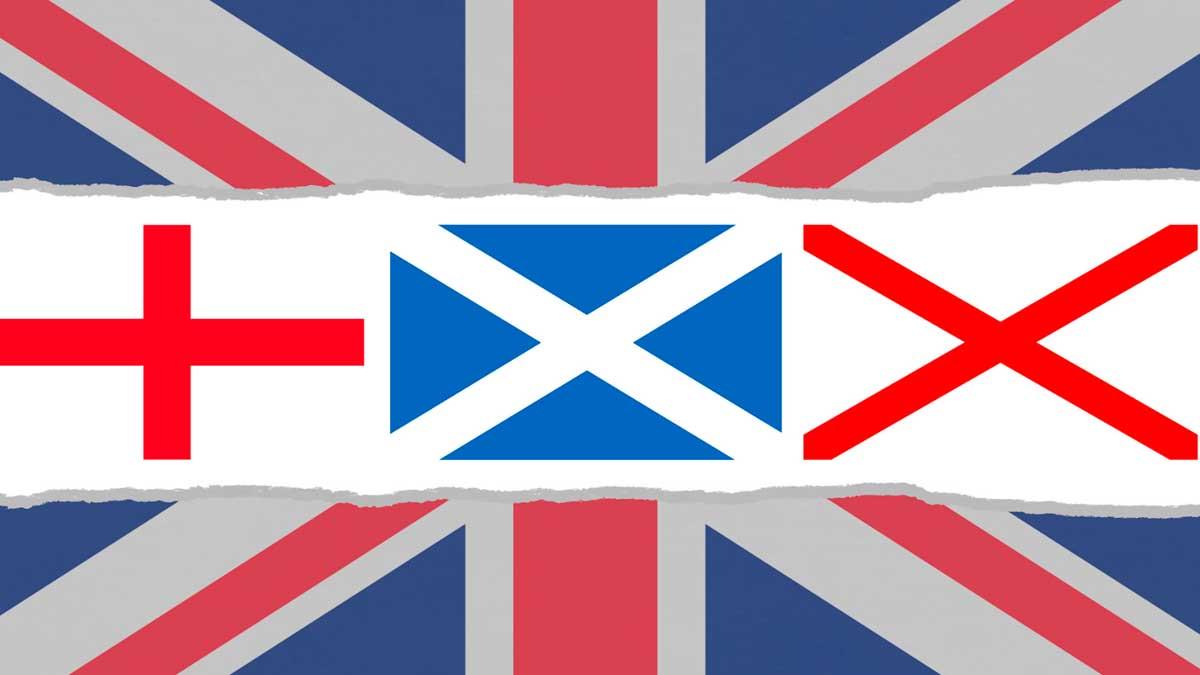 Cuál es la bandera inglesa? ¿La de Inglaterra o la de Reino Unido?