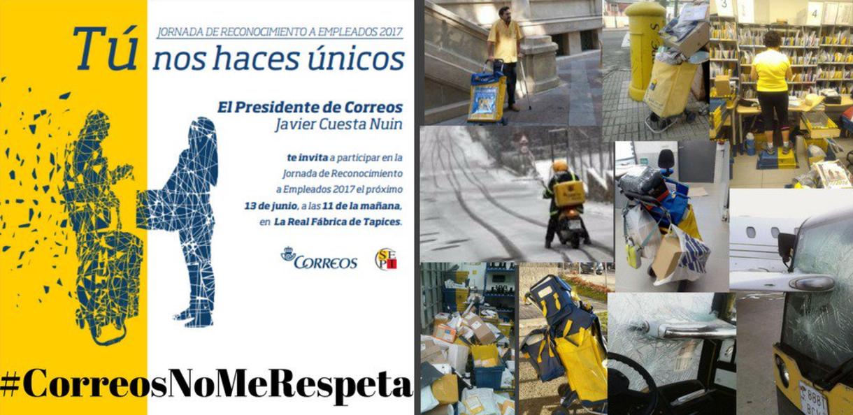"""CGT incendia las redes sociales denunciando que Correos """"maltrata"""" a sus trabajadores"""