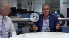 Francisco Granados en la entrevista a OKDIARIO.