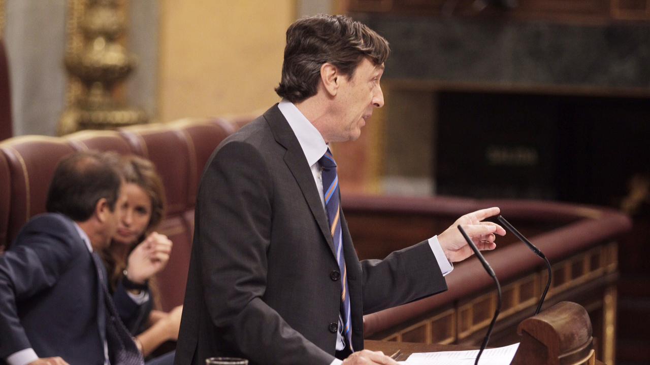 Rafael Hernando. (Foto: Francisco Toledo)