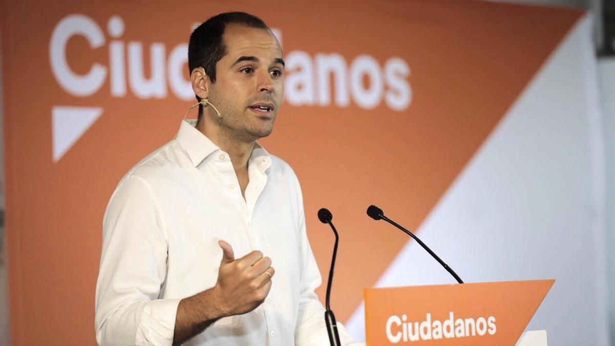 Ignacio Aguado, portavoz de Ciudadanos en la Asamblea de Madrid. (Foto: Flickr)