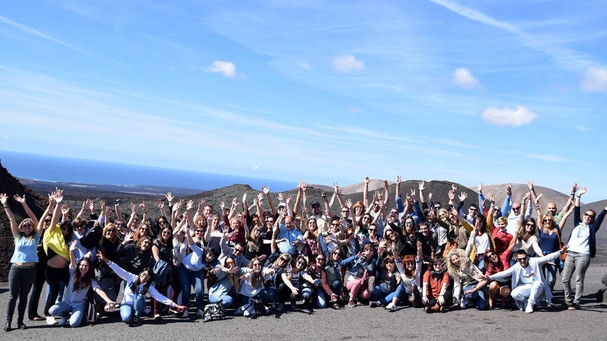 'Fam trip' a Lanzarote (Foto: Travelplan)