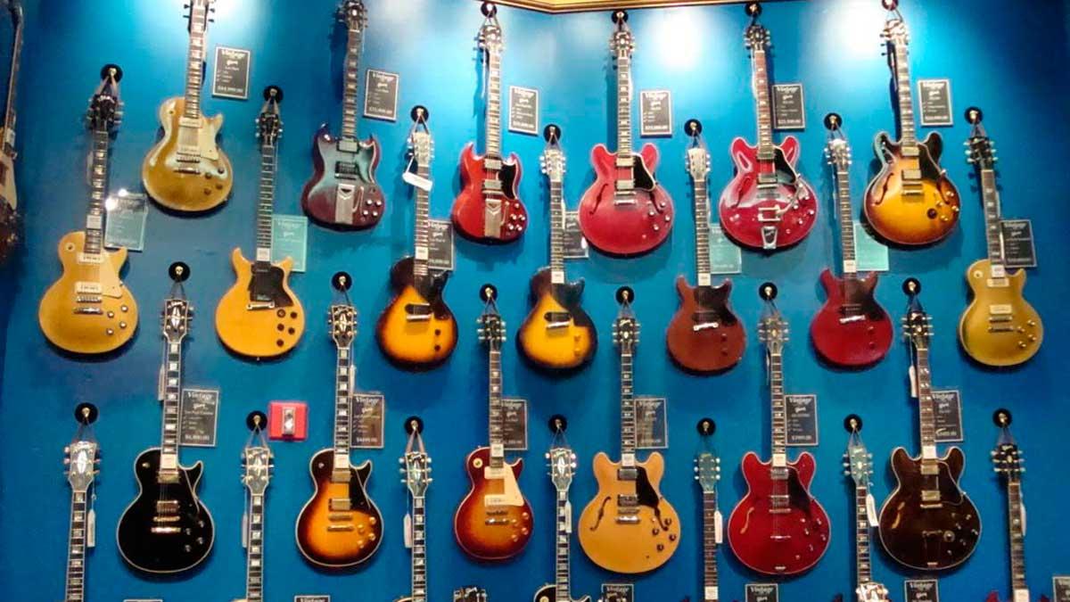 La evolución de la guitarra eléctrica a lo largo de la historia