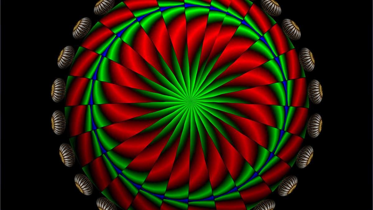 Mandalas, efectos positivos