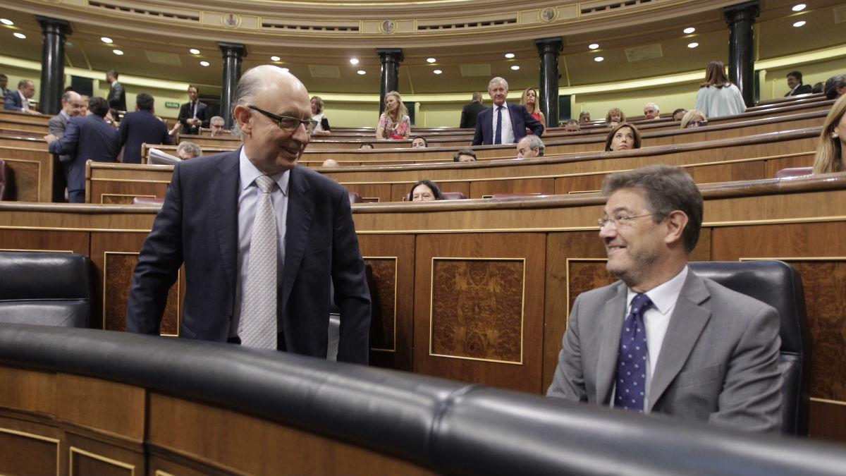 Cristóbal Montoro enviará al Juez Llarena los datos requeridos a Hacienda