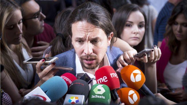 Iglesias se reafirma: estará del lado de los golpistas y contra el Gobierno el 1-O