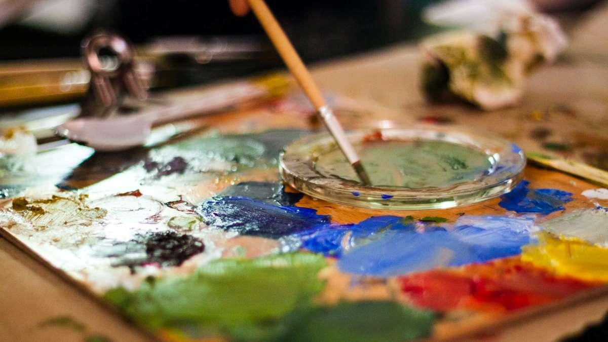 Este tipo de pintura es el mejor para principiantes