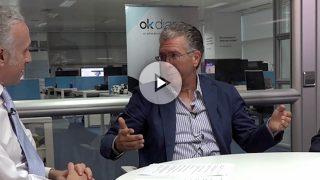 Francisco Granados con Eduardo Inda en OKDIARIO