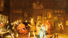 Enrique VIII fue el segundo de los Tudor en reinar en Inglaterra